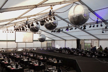 Corporate Events Marquee Hire