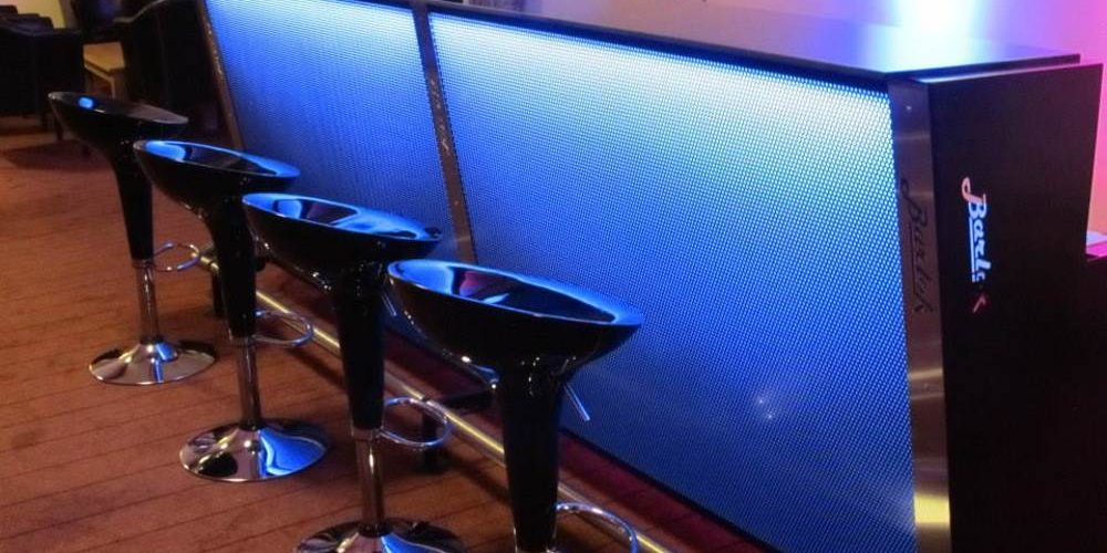 Accessories - Blue Illuminaded Bar