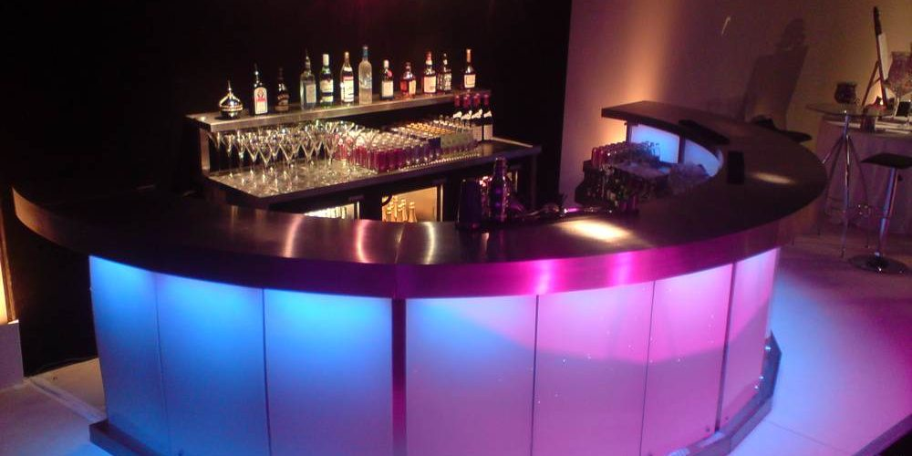 Accessories - Illuminated Round Bar