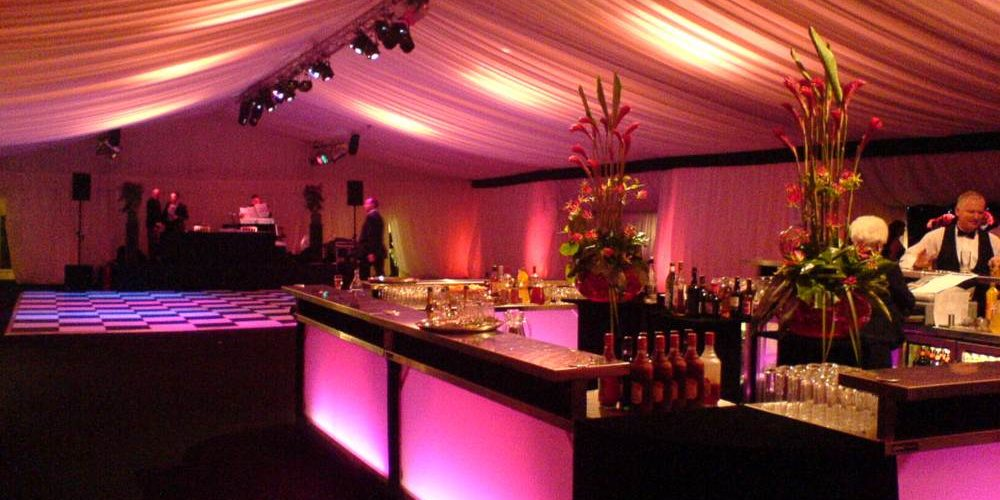 Accessories - Pink Illuminated Bar