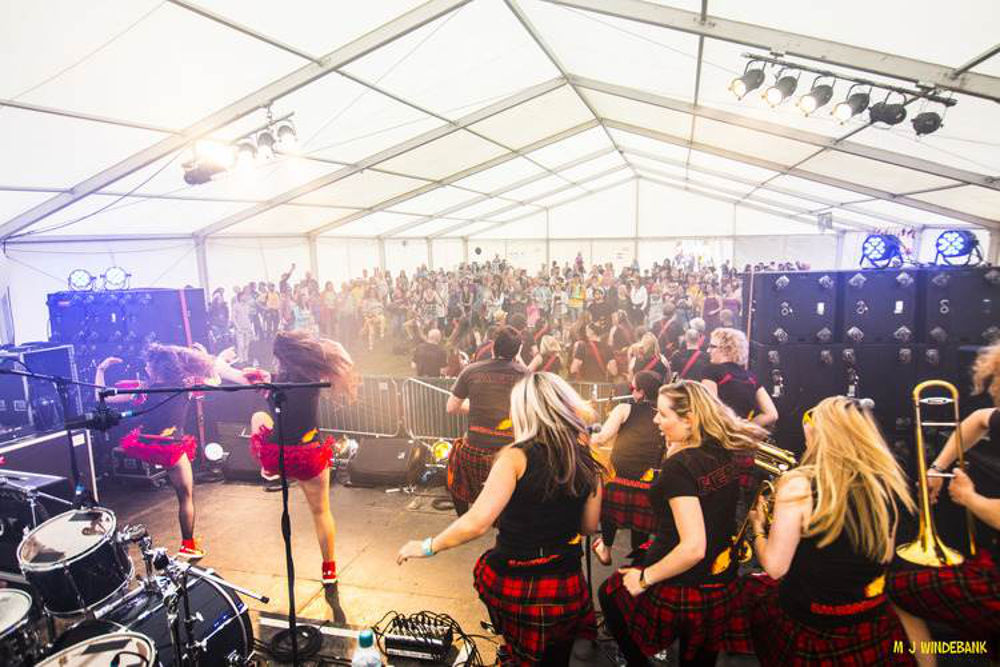Concert Hire - Ceilidh Stage