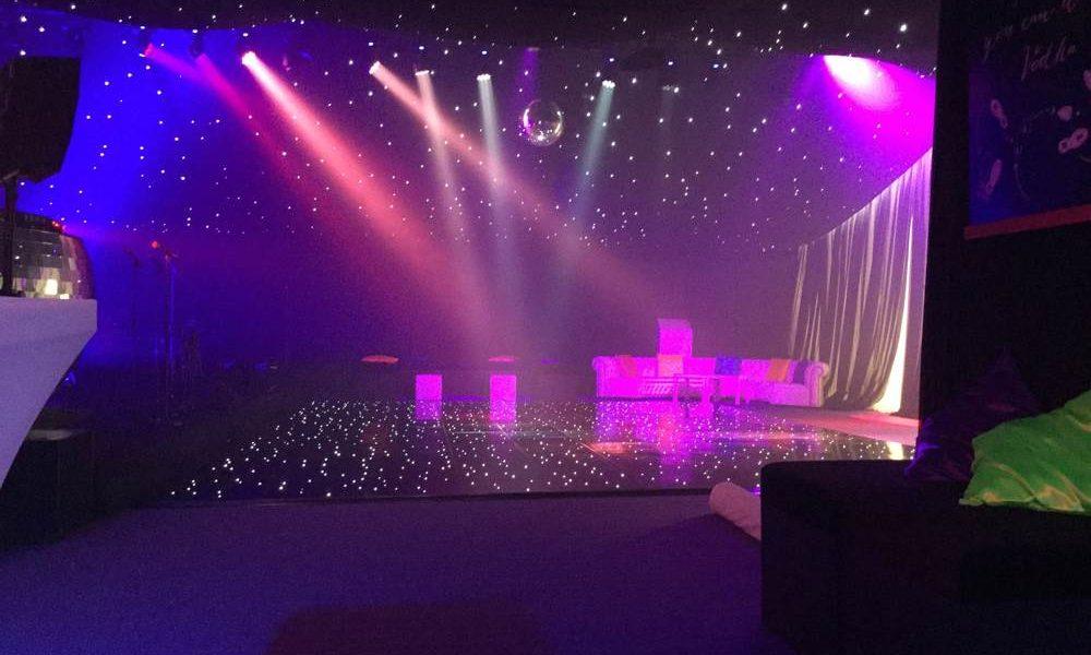 Dancefloor - Nightclub Look