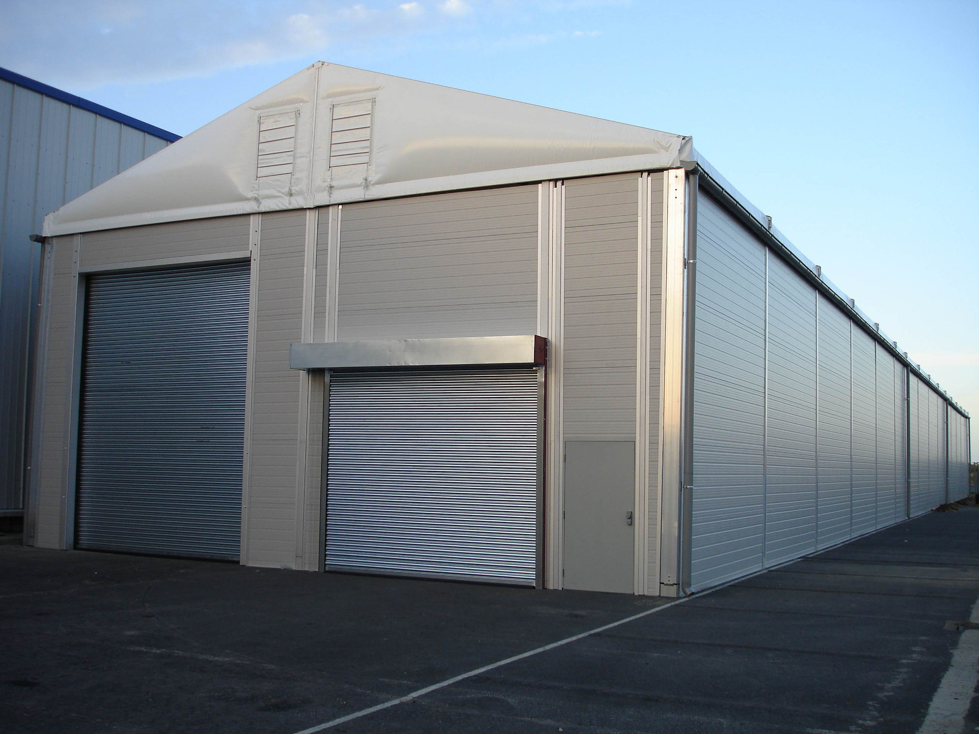 Industrial Hire - Lorry and Van Loading Bays Warehouse