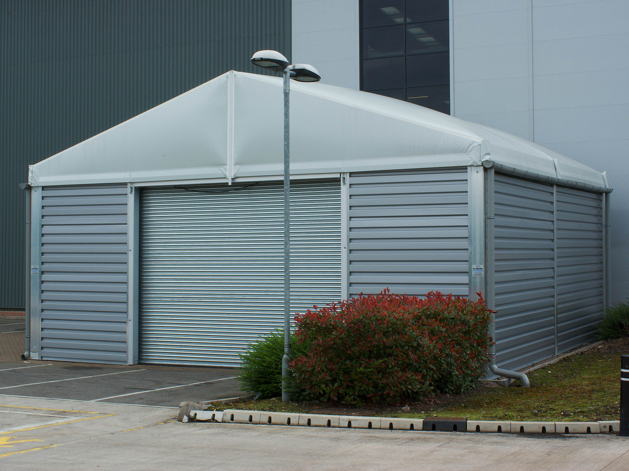 Industrial Hire - Storage Solutions