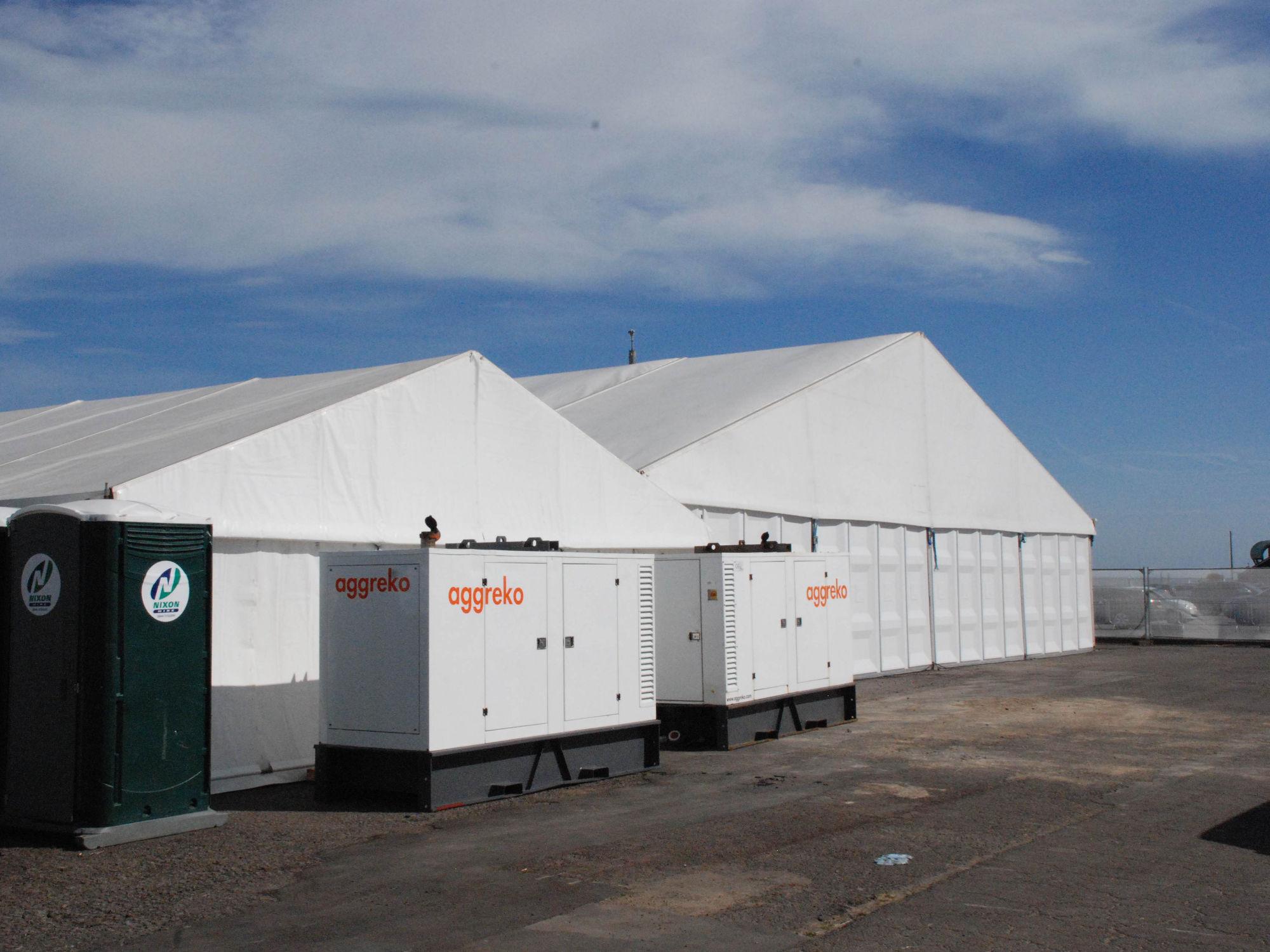 Industrial Hire - Synchronised Generators