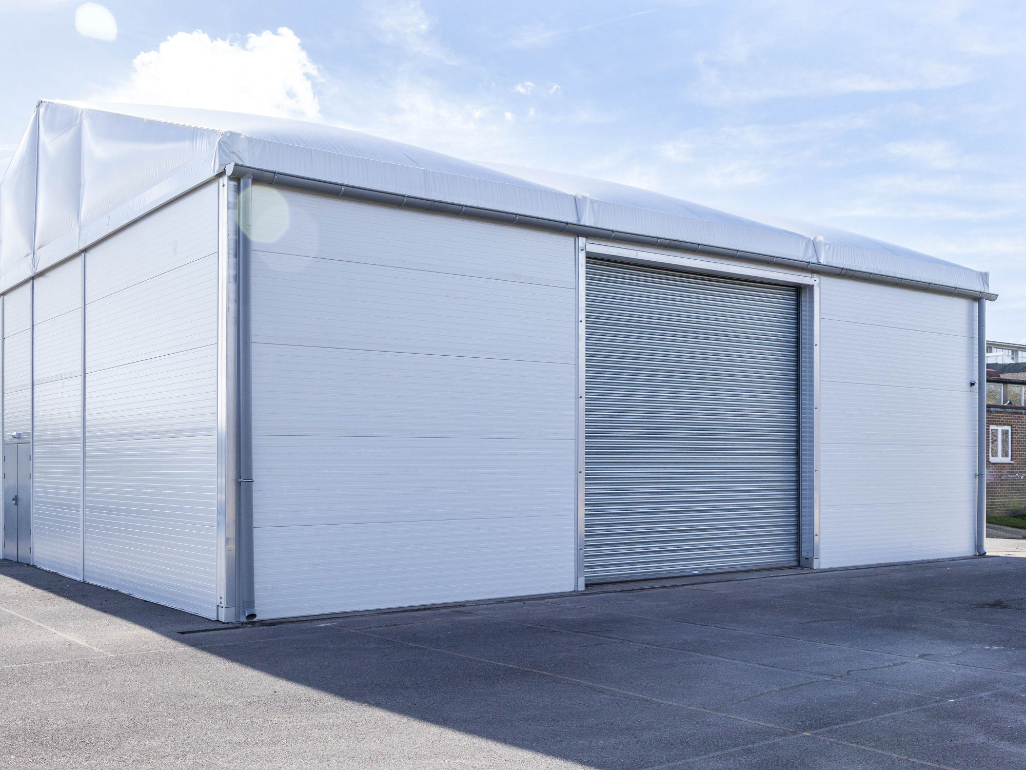 Industrial Hire - Temporary Safe Storage Solutions