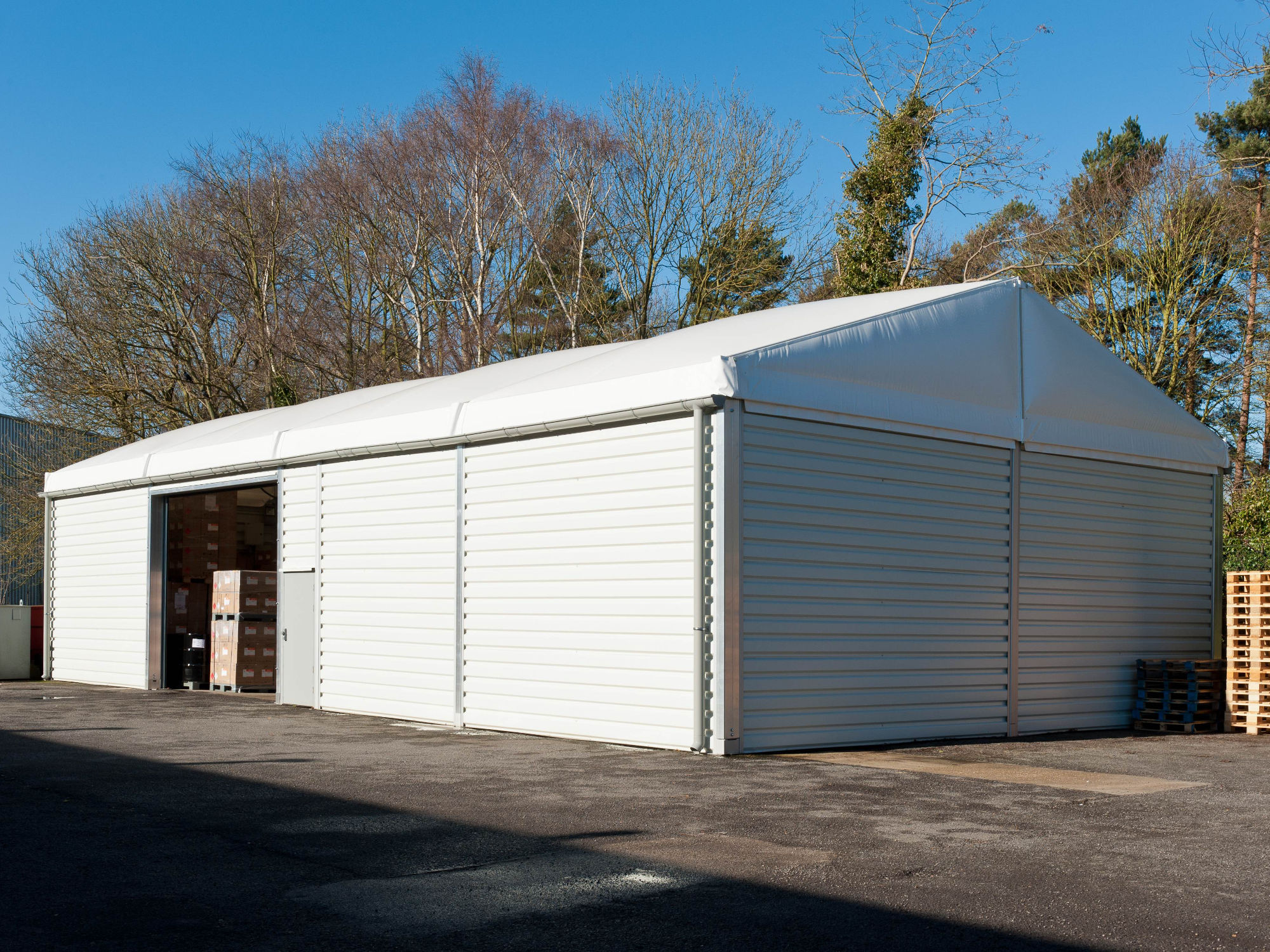 Industrial Hire - Temporary Warehousing Solutions