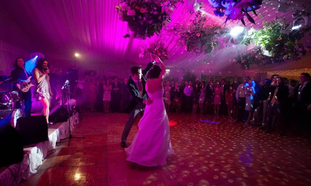 Lighting - First Dance with Bride & Groom