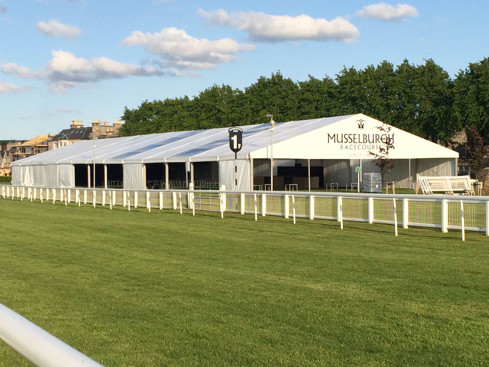 Sporting Hire - Racecourse Hospitality