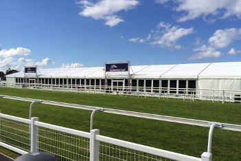 Sporting events marquee hire