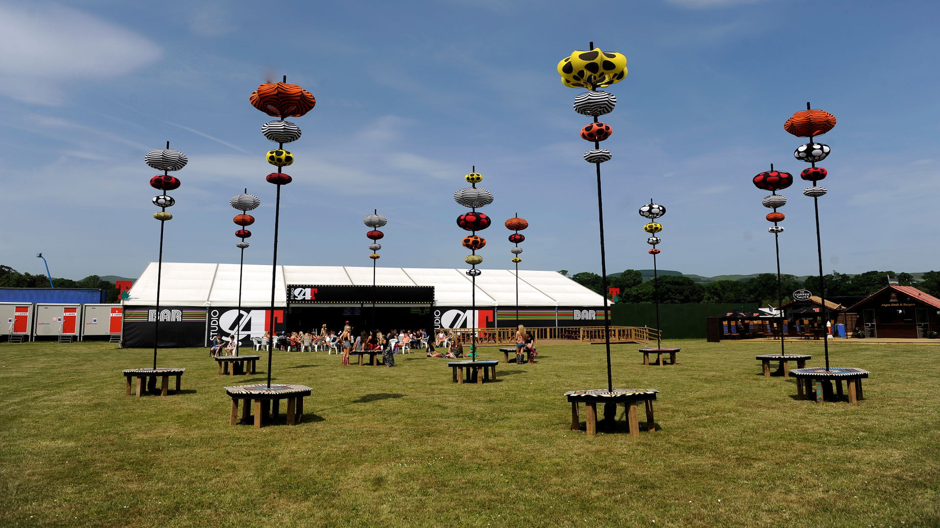 CONCERT & FESTIVAL MARQUEE HIRE